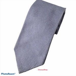 XL Robert Talbott BEST OF CLASS SlateBlue Silk Tie